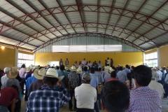 Blanca Lilia en Texcatepec.